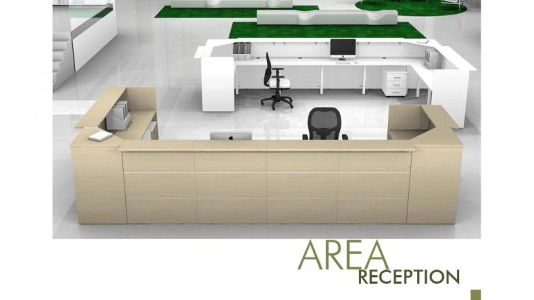 Arredamento ufficio in offerta mobili per ufficio roma for Banconi reception per ufficio